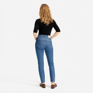 Everlane non-stretch skinny jeans